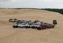 Sand Driver Training